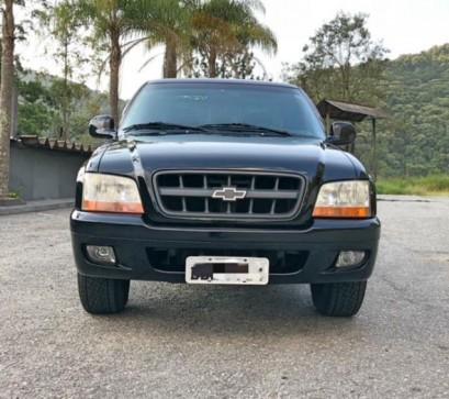 2001 Chevrolet S10 Pick-Up 2.4 MPFI 8v 128cv Rodeio 2001