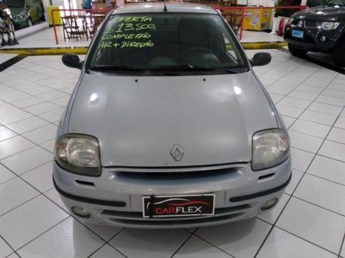 2002 Renault Clio Sed.RLAuth.1.01.0 Hi-Power 16V 4p 2002