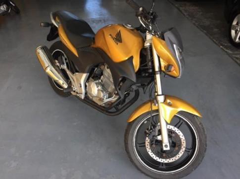 2011 Honda CB 300R 300R FLEX 2011