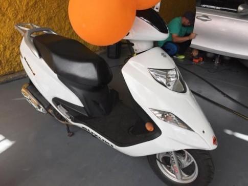 2013 Suzuki BURGMAN i 125 cc 2013