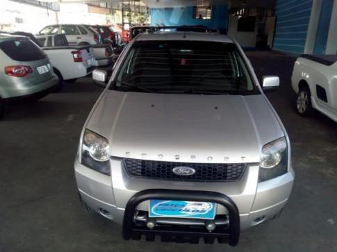 2007 Ford EcoSport XLT 1.6 1.6 Flex 8V 5p 2007