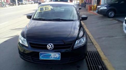 2013 Volkswagen Gol (novo) 1.0 Mi Total Flex 8V 4p 2013