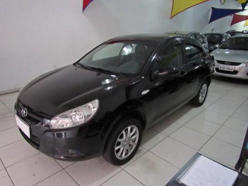 2012 JAC J3 turin Sedan Brasil 1.4 16V 4p Mec. 2012