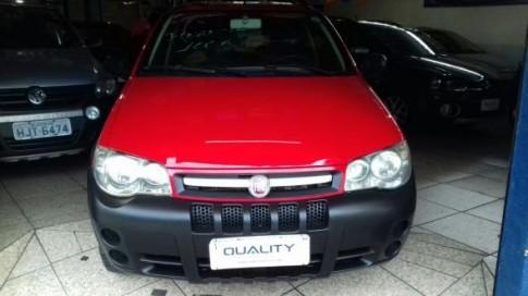 2012 Fiat Strada 1.4 mpi Fire Flex 8V CE 2012