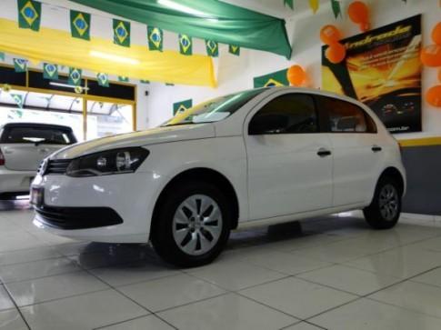 2015 Volkswagen Gol (novo) 1.0 Mi Total Flex 8V 4p 2015