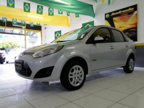 2011 Ford Fiesta Sed. 1.6 8V Flex 4p 2011