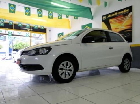 2015 Volkswagen Gol Trendline 1.0 T.Flex 8V 3p 2015