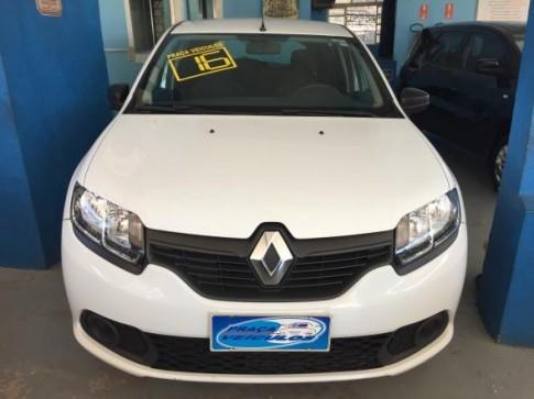 2016 Renault SANDERO Authentique Hi-Flex 1.0 16V 5p 2016