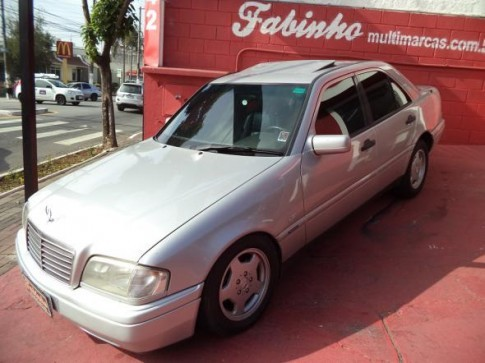1996 Mercedes-Benz C-280 ClassicSport 1996