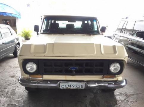 1982 Chevrolet Veraneio S  Luxe 4.1 1982