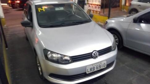 2014 Volkswagen Gol City (Trend) 1.0 Mi Total Flex 8V 4p 2014