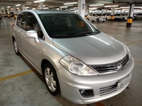 2012 Nissan TIIDA SL 1.81.8 Flex 16V  Mec. 2012