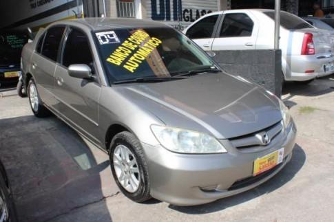 2004 Honda Civic Sedan LXLXL 1.7 16V 115cv Aut. 4p 2004
