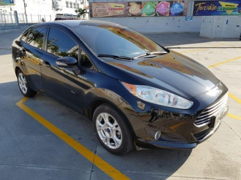2015 Ford Fiesta Sedan 1.6 16V Flex Aut. 2015