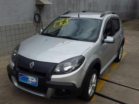 2012 Renault SANDERO STEPWAY Hi-Flex 1.6 16V 5p 2012