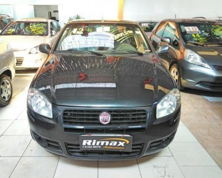 2012 Fiat Siena EL Celeb. 1.4 mpi Fire Flex 8V 4p 2012
