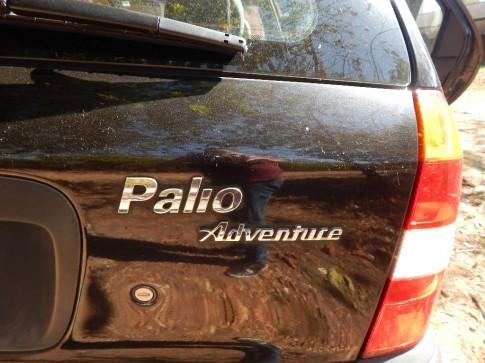 2002 FIAT PALIO WEEKEND 1.6 ADVENTURE 16V 4P