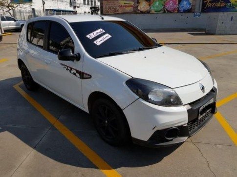 2014 Renault SANDERO GT line Hi-Flex 1.6 8V 5p 2014