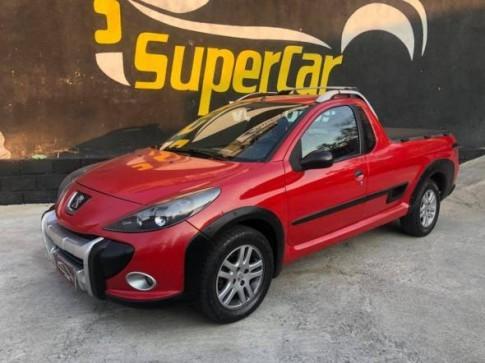 2011 Peugeot HOGGAR ESCAPADE 1.6 Flex 16V 2p 2011