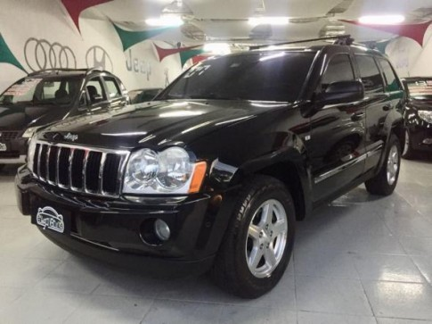 2007 Jeep Grand Cherokee Limited 4.7 2007