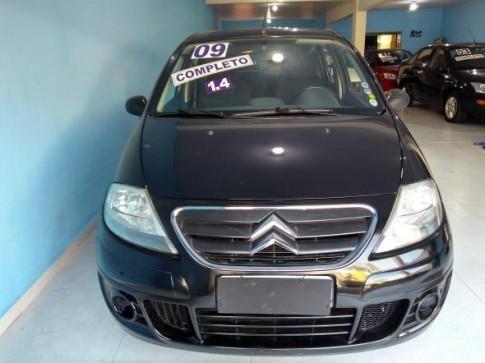 2009 Citroën C3 GLX 1.4 GLX Sonora 1.4 Flex 8V 5p 2009