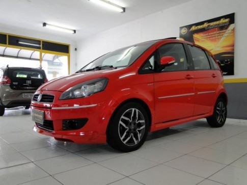 2012 Fiat Idea SPORTING Dualogic 1.8 Flex 16V 5p 2012