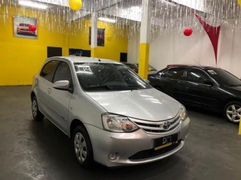2014 Toyota ETIOS XS 1.5 Flex 16V 5p Mec. 2014