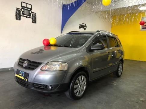 2007 Volkswagen SPACEFOX 1.6 1.6 Trend Total Flex 8V 5p 2007
