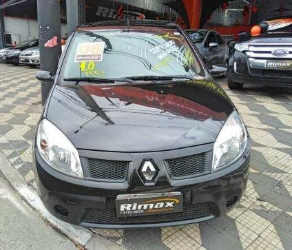 2008 Renault SANDERO Expression Hi-Flex 1.0 16V 5p 2008