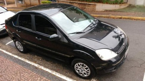 2005 Ford Fiesta Sed. Supercharger 1.0 8V 4p 2005