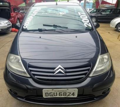 2007 Citroën C3 GLX 1.4 GLX Sonora 1.4 Flex 8V 5p 2007