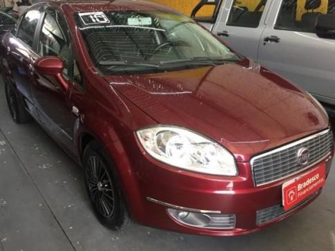 2010 Fiat LINEA LX 1.9 1.8 Flex 16V Dualogic 4p 2010