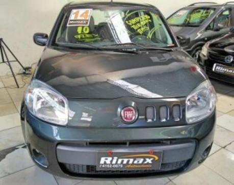 2011 Fiat UNO VIVACE Celeb. 1.0 EVO F.Flex 8V 5p 2011