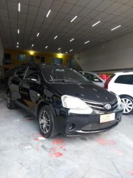 2013 Toyota ETIOS 1.3 Flex 16V 5p Mec. 2013