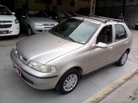 2002 Fiat Palio ELX 1.3 mpi  Fire 16V 4p 2002