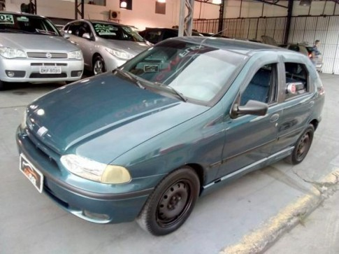 2000 Fiat Palio 1.6 mpi 16V 4p 2000