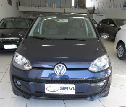 2016 Volkswagen up! high 1.0 Total Flex 12V 5p 2016