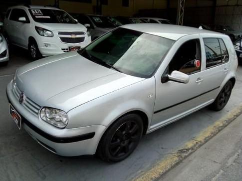 2001 Volkswagen Golf 1.6Mi 1.6Mi Gener.Black