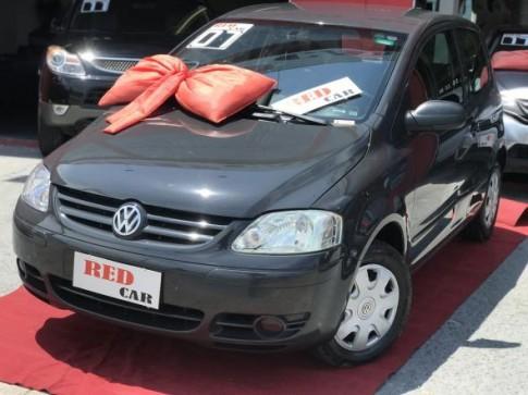 2007 Volkswagen Fox City 1.0Mi 1.0Mi Total Flex 8V 3p 2007