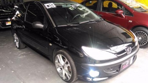 2008 Peugeot 206 Presence 1.4 1.4 Flex 8V 3p 2008