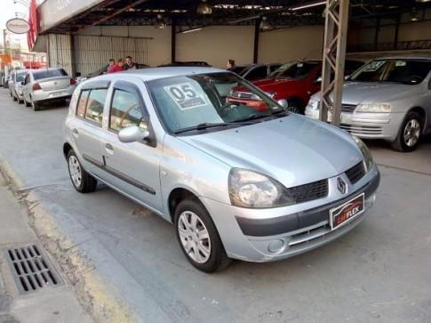 2005 Renault Clio Authentique Hi-Flex 1.0 16V 5p 2005