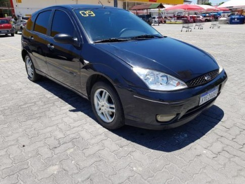2009 Ford Focus 1.6 SSESE Plus Flex 8V16V  5p 2009