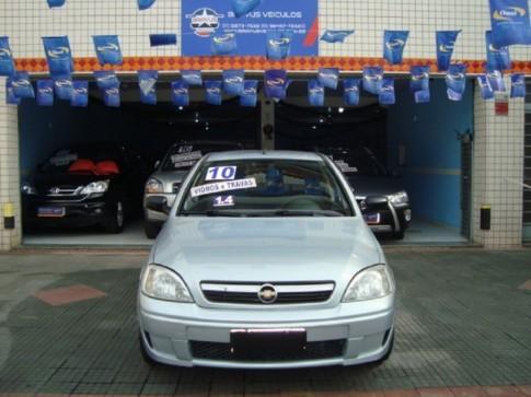 2010 Chevrolet Corsa Hat. Maxx 1.4 8V ECONOFLEX 5p 2010