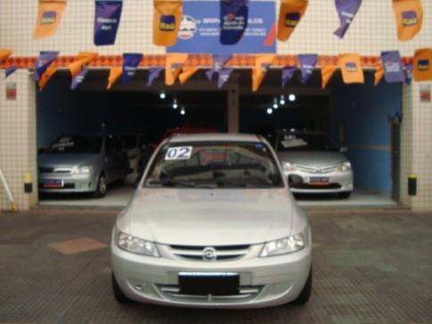 2002 Chevrolet Celta 1.0SuperN.Piq.1.0 MPFi VHC 8V 3p 2002