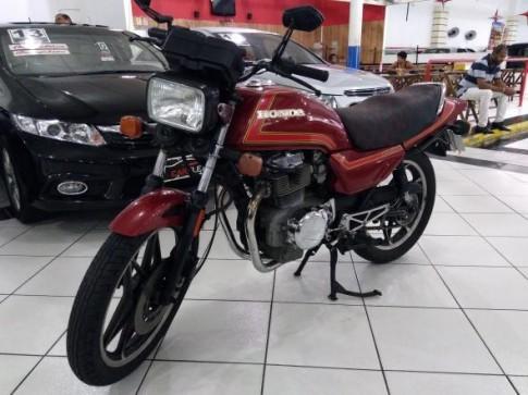 1985 Honda CB 450 DX 1985