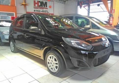 2012 Ford Fiesta 1.0 8V FlexClass 1.0 8V Flex 5p 2012