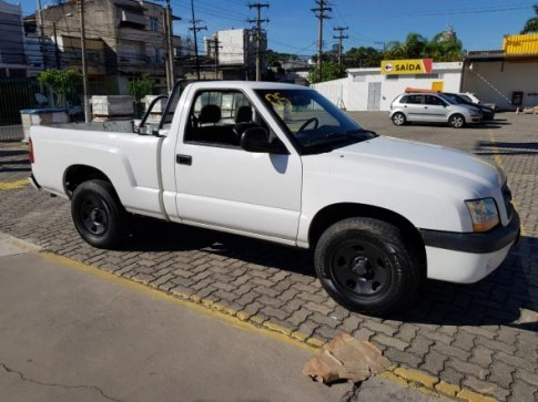 2005 Chevrolet S10 P-Up Colina 2.8 TDI 4x24x4 CD Dies. 2005