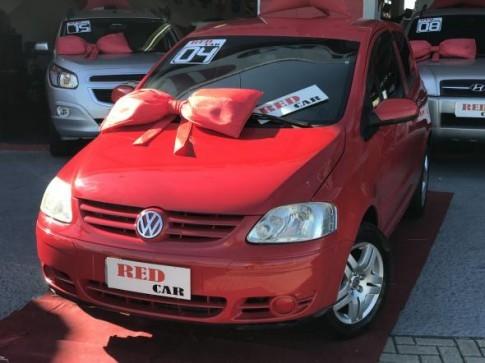 2004 Volkswagen Fox City 1.0Mi 1.0Mi Total Flex 8V 3p 2004