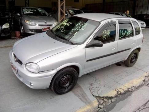 2000 Chevrolet Corsa Wind 1.6 MPFi 4p 2000