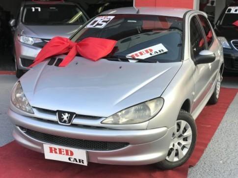 2005 Peugeot 206 Presence 1.4 1.4 Flex 8V 5p 2005
